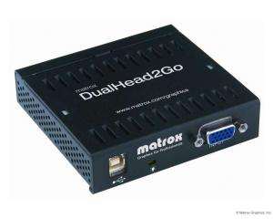Matrox DualHead2Go Analog Edition