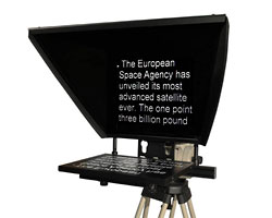 Autocue PSP17 17'' LCD Professional Prompter package