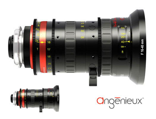 Visual Imapact is official Angenieux distributor